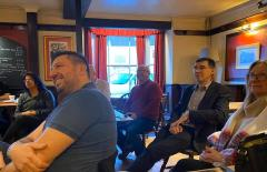 Olney Breakfast Networking